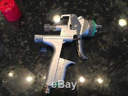 SATA 210799 Satajet 5000 B HVLP Standard Gun 1.4 With RPS Cups Brand new