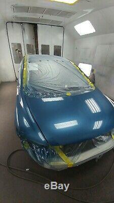 SATA JET3000HVLP DIGITAL1.3 Very good condition. Geometric accurate spray paint