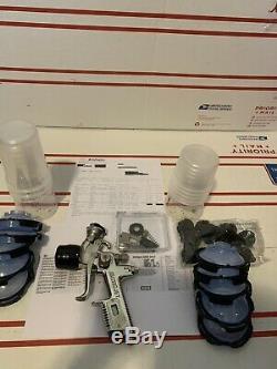 SATA JET 2000 DIGITAL HVLP 1,4 With 3M PPS Starter Kit (BRAND NEW DIGITAL)