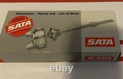 SATA JET 2000 HVLP WSB (1.275) NEW NOZZLE SET Part# 9191