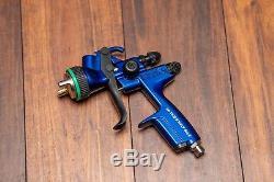 SATA Jet 1500 B SoLV HVLP 1.3 Spray Gun Used Twice