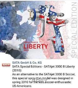 SATA Jet 3000 B HVLP (1.2) Liberty Special Edition