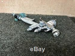 SATA Jet 3000 B HVLP Spray Gun / 3M PPS Adapter & SATA Regulator