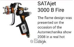 SATA Jet 3000 HVLP (1.3) Fire Special Edition