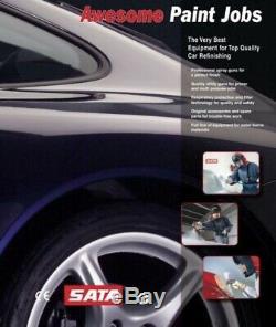 SATA Jet 4000 1,3 Hvlp Sealed Nozzle Set (brand New) Waterborne Or Solvent