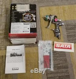 SATA Jet 4000 B HVLP (1.3) Carl Avery Custom Special Edition