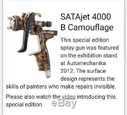 SATA Jet 4000 B HVLP (1.3) Digital CAMO Special Edition