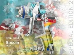 SATA Jet 4000 B HVLP (1.4) World Cup Special Edition