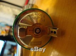 SATA Jet 4000 B HVLP Digital, 1.3, New Battery