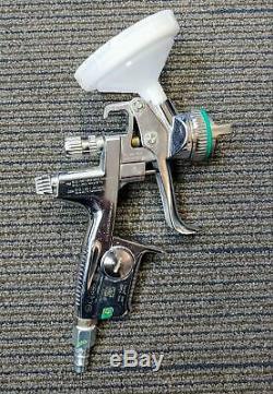 SATA Jet 4000 B HVLP Digital Paint Sprayer Great Working Condition! NICE
