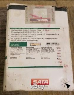 SATA Jet 5000 B HVLP (1.2) Chopper Special Edition