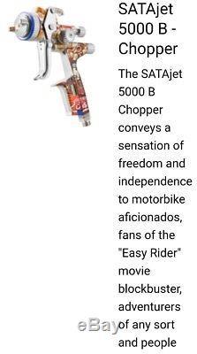 SATA Jet 5000 B HVLP (1.3) Chopper Special Edition