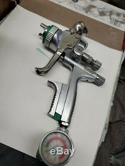 SATA Jet 5000 B HVLP 1.3 Gun lightly Used With Box And Booklet