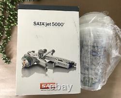 SATA Jet 5000 B HVLP 1.3 Paint Gun Sailor Edition Limited / RARE BRAND NEW
