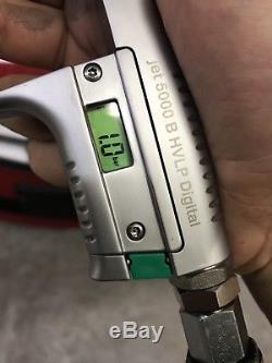 SATA Jet 5000 B HVLP Digital Bar 1.3 Spray Gun