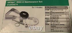 SATA Jet 5000b & Phaser Hvlp/rp Maintenance Kit Part #1050674 Free Shipping