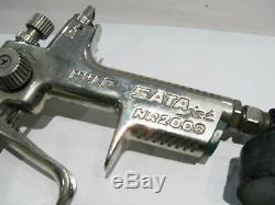 SATA Jet NR 2000 HVLP Paint Spray Gun with 1.3 Jet