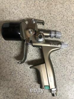 SATA Jet X5500 HVLP Digital Spray Gun Compare to Binks, Devilbiss and Iwata
