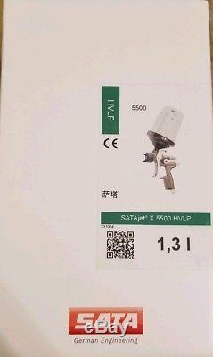 SATA Jet X 5500 B HVLP (1.3) I nozzle