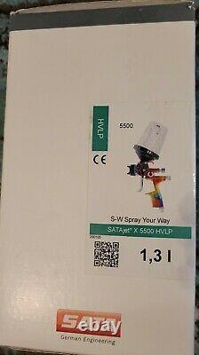 SATA Jet X 5500 HVLP (1.3 I) Sherwin Williams Spray Your Way Special Edition