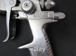 SATA MiniJet 3000 B HVLP Paint gun Nice See pictures