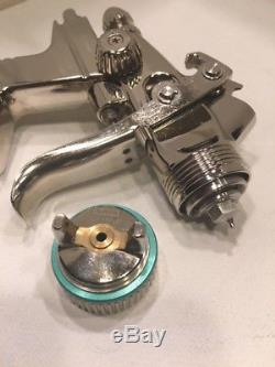 SATA MiniJet 4 HVLP Spray Gun 0.8 Tip