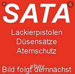 SATA Minijet 2 Hvlp Minijet 3 Hvlp. 8 Brand New Nozzle Set