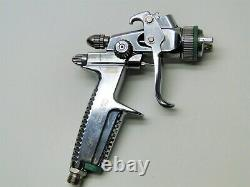 SATA Minijet 3000 B HVLP Paint Spray Gun with 1.0 SR Cap and 1.0mm Tip