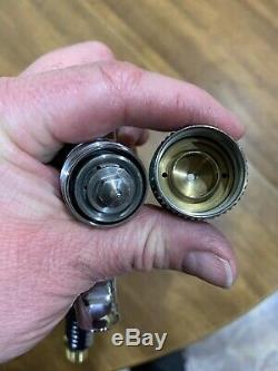 SATA Minijet 4 Hvlp Paint Spray Gun With 1.0sr Tip Setup Totally Rebuilt