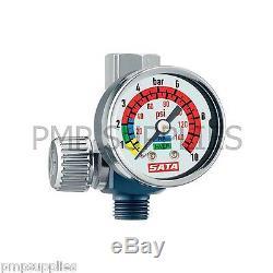 SATA SATAminijet 4400 B HVLP Gravity Spraygun BASE 1.4 + Sata Regulator