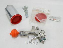 SATA SataJet NR2000 HVLP Automotive Paint Gun 1.3 Spray Tip w Accessories
