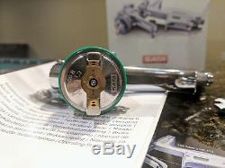 SATA Spray Gun Digital HVLP 4000 1.3 Excellent Condition NO RESERVE