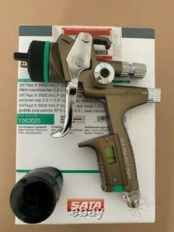 SATA Spray Gun SATAjet X 5500 HVLP 1.3 i Digital
