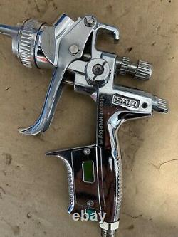 SATA Spray gun, 4000B, HVLP digital 1.3, Used like new