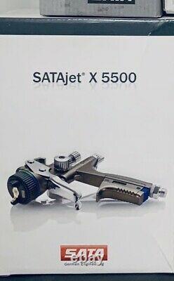 SATA X5500 HVLP DIGITAL 1.1 0 NOZ. WithRPS CUPS (SATA-1062083)
