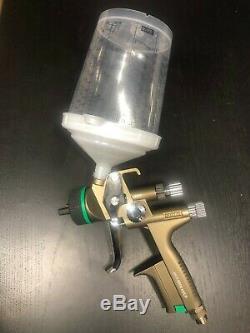 SATA X5500 HVLP Spray Gun, 1.3 with RPS Cups 1061887 Brand New
