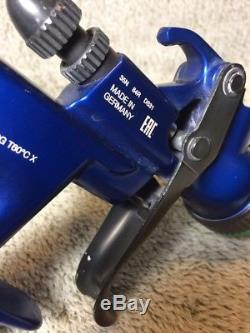 SATA jet 1500 B HVLP SoLV Blue Paint Spray Gun