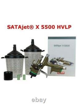 SATA jet X 5500 HVLP 1.3 i Nozzle Spray Gun