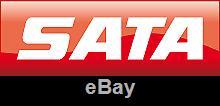 SATA jet X 5500 HVLP HIPPIE LIMITED EDITION DIGITAL 1.3mm'O' NOZZLE SPRAY GUN