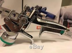 SATA minijet 4400 B HVLP 1.2 1,2 SR SATAjet Paint Basecoat Spray Gun