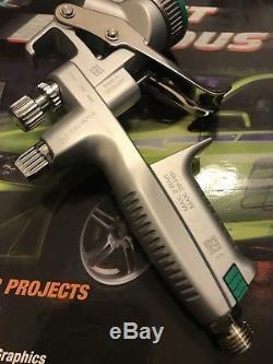 SATA minijet 4400 B HVLP Gun 1.0 PAINT SPRAY GUN SATA jet