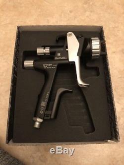 SATAjet 5000B WSB Phaser HVLP Gravity Spray Gun. Brand New