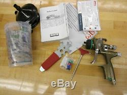 SATAjet X 5500 HVLP paint gun 1.3 tip withRPS cups SAT#1061952 BRAND NEW