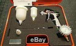 SPRAY GUN EGO HVLP nozzle 1,2 EDITION 2020 WALCOM