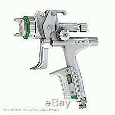 SataJet 5000 B HVLP DIGITAL 1.3mm Base Coat / Paint Spray Gun SATA