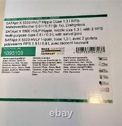 Sata 1095109 HIPPIE X5500 HVLP 1.3 I GU WithRPS LIMITED EDIT