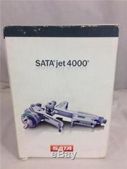 Sata #170175 Paint Spray Gun SataJet 4000 B HVLP 1.3mm Nozzle Cups & Accessories