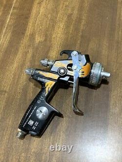 Sata 3000 HVLP Limited Edition Flame Paint Spray Gun 1.3 Setup Totally Rebuilt