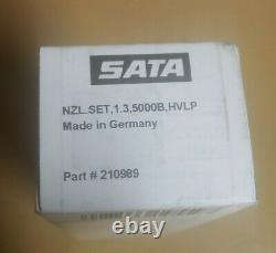 Sata 5000B, 1.3 HVLP Nozzle Set 210989 Sealed in Box