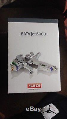 Sata 5000 hvlp Special Chopper Edition. Rare